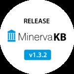 Minerva Knowledge Base version 1.3.2 released