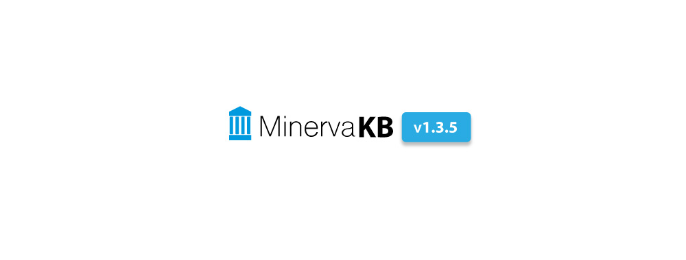 Minerva Knowledge Base version 1.3.5 released