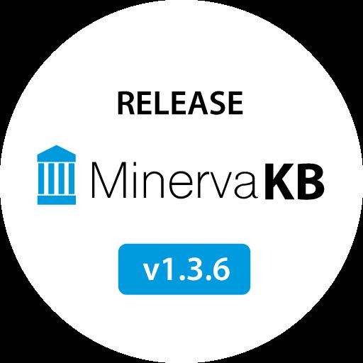 MinervaKB Release 1.3.6