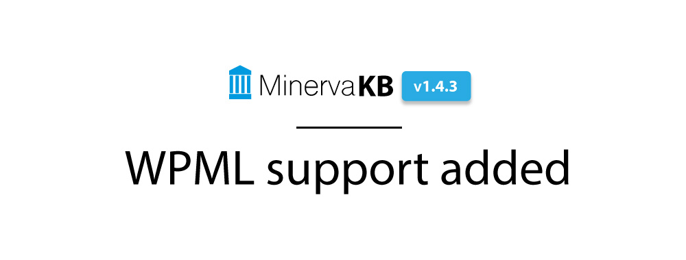 WPML support added to knowledge base