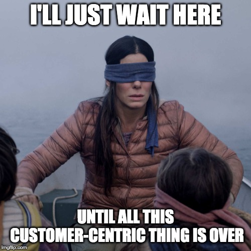 When it's 2019 and your customer support department is still in 1999